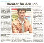 Theater für den Job